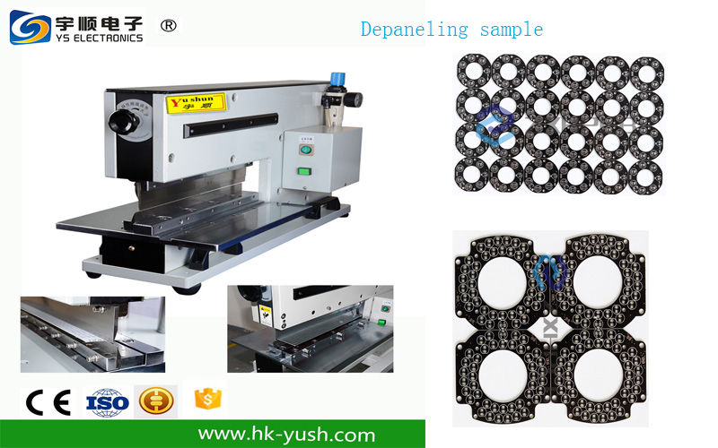 remote control pcb Depaneling factory
