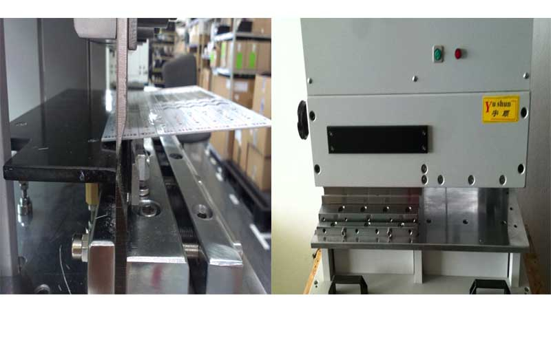 High Quality Pneumatic guillotine typePCB Depanelizer Machine