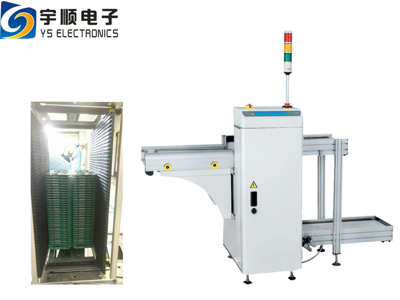 buy PCB Loader PCB Conveyor SMT Machines One Stop SMT Solution