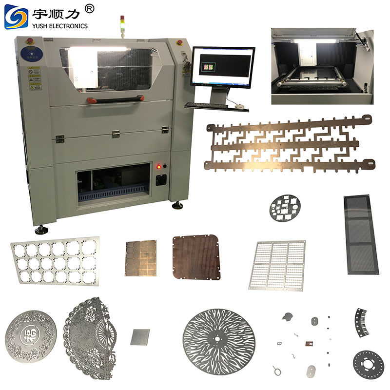 Laser stencil cutting machine - Laser stencil cutting machine Manufacturers, Suppliers and Exporters on pcbdepaneler.com Laser Cutting Machines