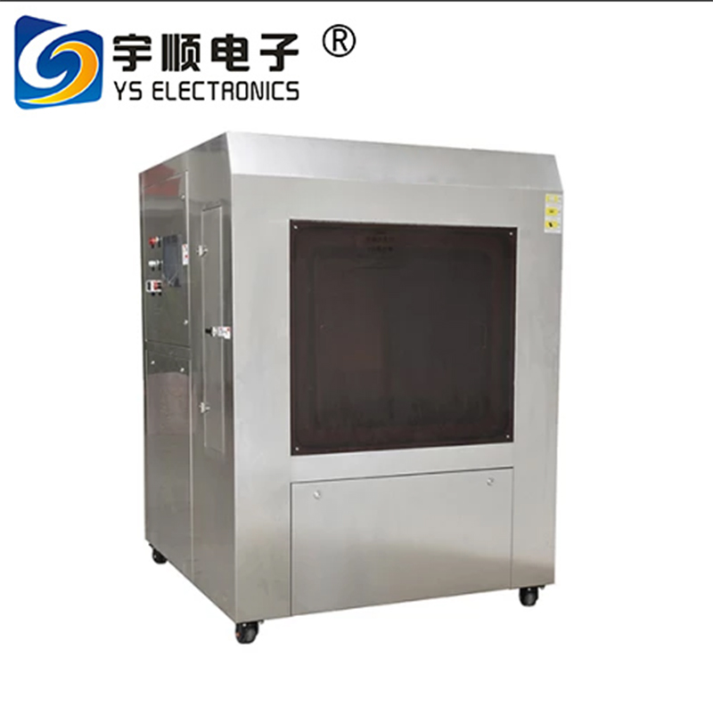 YUSHUNLI New Design YS-8150N PCB Stencil cleaning machine Metal plastic stencil cleaners